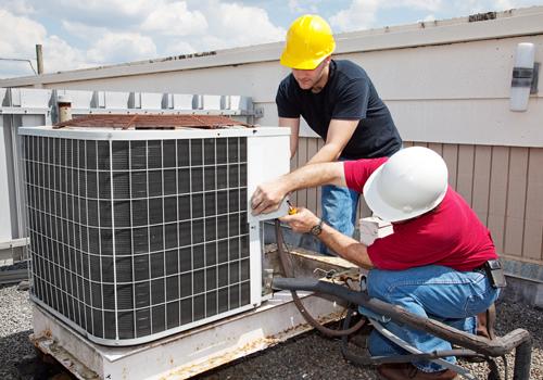 Broadway Services, Inc. | Property & Facility Management | HVAC Repair