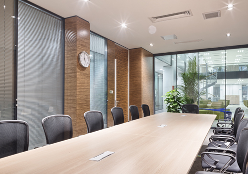 Broadway Services, Inc. | Property & Facility Management | Clean Office Space