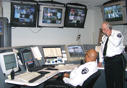 Broadway Services, Inc. | Security Services | Silver Star Security Command Center