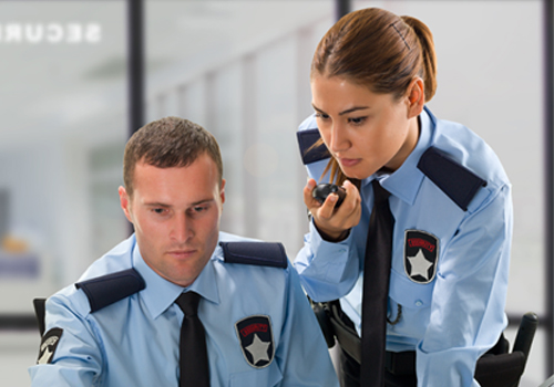 Broadway Services, Inc. | Silver Star Security Services | Two Security Agents