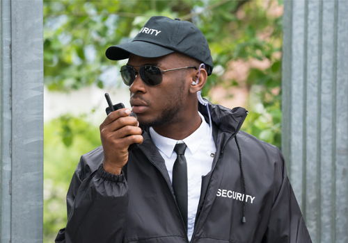 Broadway Services, Inc. | Silver Star Security | Security Officer